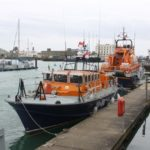 The Fraser Lifeboat at RNLI Dover station