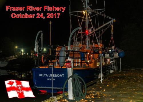 2017 Chum Fishery Patrols